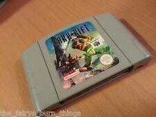 Dark Rift Nintendo 64 N64 Good Condition