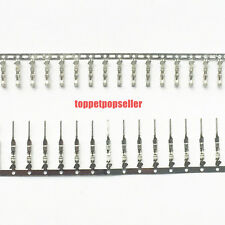 50Set Male and Female Dupont and Servo Crimp Wire Pin Header Connector