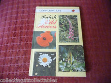 Vintage 1979  Lady Bird Book British Wild Flowers Series 727