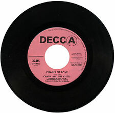 "CANDY & THE KISSES  ""CHAINS OF LOVE c/w SOMEONE OUT THERE""  DJ NORTHERN  LISTEN!"