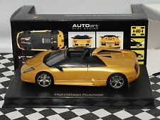 AUTOART LAMBORGHINI MURCIELAGO ROADSTER 13142 GOLD 1:32 NEW OLD STOCK BOXED