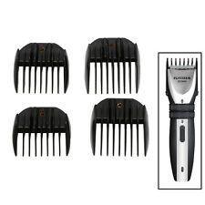 4Pcs Guide Comb Attachment For Electric Hair Clipper Trimmer Shaver 4 Sizes