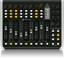 Behringer X-TOUCH COMPACT Universal USB/MIDI Controller with 9 Motor Faders