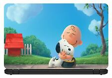 15,6 Pulgadas snoopy-laptop Vinilo skin/decal/sticker / cover-somestuff247-lc017