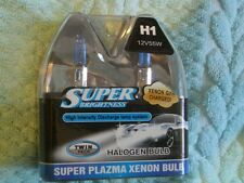 2 New in Package HID H1 Super Plazma Xenon Bulbs Super Brightness
