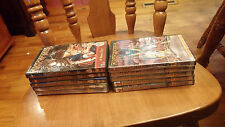 Flame of Recca Complete Collection Vol. 1-10  Extremely rare (Factory Sealed)