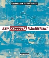 New Products Management, C. Merle Crawford, C. Anthony Di Benedetto, Good Book