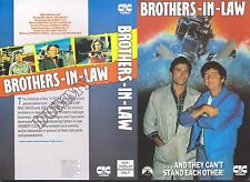 Brothers-In-Law, Mac Davis Video Promo Sample Sleeve/Cover #10127
