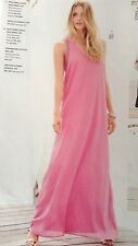 Gorgeous *NEXT* (size Uk 12) Maxi Dress , Pink , Embellished BNWT