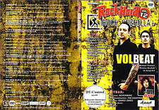 ROCK GUERILLA tv Vol. 12  AC/DC, Pestilence ecc. 21 Tracce+2 Extras New DVD RARE