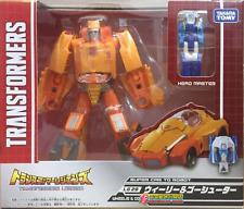 Transformers Takara Tomy Legends LG-29 Wheelie & Go Shooter in stock