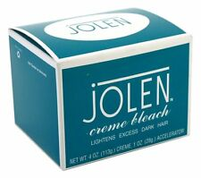 Jolen Cream Bleach Lightens Excess Dark Hair - 141 gm