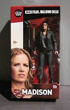 "McFarlane AMC FEAR THE WALKING DEAD TV 7"" MADISON CLARK ACTION FIG  COLOR TOPS 4"