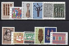 Greece - 1966 Definitives Art Mi. 921-32 MNH
