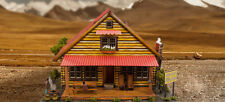 "BK 4816 1:48 Scale  ""Log Cabin"" Photo Real Building Kit Innovative Hobby Supply"