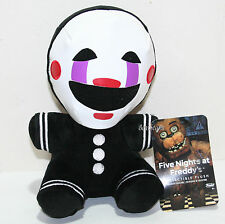 "6"" Nightmare Marionette Puppet Five Nights At Freddy's Plush Toy Funko Series 2"