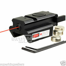 New Red Dot Laser sight & Tactical Mount for Pistol Airsoft BB Rifle Toy Gun.