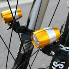 Random Bicycle Sport Lamp 6 LED Cycling Head Front Warning Light Safety 1pc