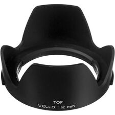 Vello 62mm Snap-on Tulip Lens Hood (Version II)