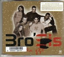 (AG439) Bro'Sis, The Gift - 2002 CD