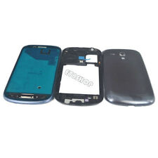 NEW Full Housing Replacement Parts For Samsung Galaxy S3 Mini i8190 Blue + Tool