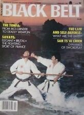 2/82 BLACK BELT FUMIO DEMURA SHITO-RYU KARATE SAVATE KUNG FU MARTIAL ARTS