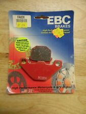 FA83X EBC 2008-2015 CANAM DS90 FRONT/REAR BRAKE PAD 2007 RALLY 200 front only 83