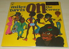 MILES DAVIS-ON THE CORNER-2012-REMASTERED G/F 180g VINYL LP-NEW & SEALED