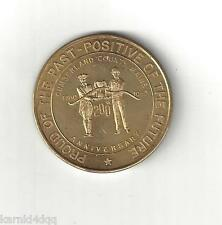 1960 CUMBERLAND COUNTY MAINE 200TH ANNIVERSARY GOOD FOR 50 CENTS COIN TOKEN