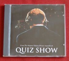 Quiz Show - OST Soundtrack CD - music by Mark Isham Lyle Lovett - Hollywood 1994