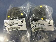 SUBARU 2005-2012 Impreza Legacy Stabilizer Bar Front Bushings 20414FG020 OEM SET