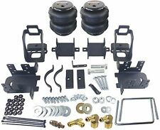 Rear Axle Level Air Tow Assist Kit 1999 - 2004 Ford F350 1 ton Pick up over load