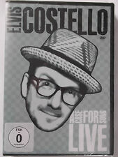 Elvis Costello - A Case for Song - Live in London - Pump it up, Veronica, Vanish
