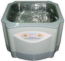 Pro LARGE 60 Watts 1.4 liter ULTRASONIC CLEANER for cleaning JEWELRY WATCH