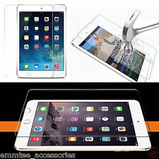 REAL TEMPERED GLASS FILM LCD SCREEN PROTECTOR FOR APPLE IPAD MINI 4