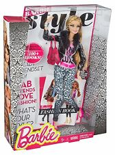 Barbie Style Pink Luxe Doll ~BRAND NEW~