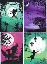 'BRAND NEW' !! x 24 A6 Toppers - Hunkydory's The Little Book - Twilight Kingdom