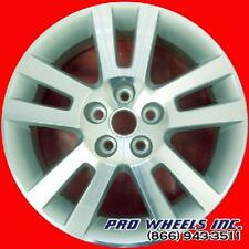 "SATURN AURA 17X7"" MACHINED SILVER FACTORY ORIGINAL WHEEL RIM 7047"