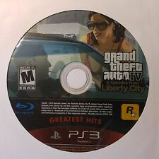 Grand Theft Auto: Episodes From Liberty City (PlayStation 3) DISC ONLY #8852