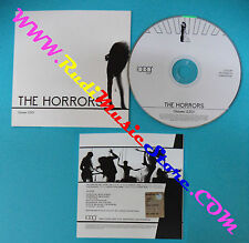CD Singolo The Horrors Gloves LOOG19P UK 2007 PROMO CARDSLEEVE no mc lp vhs(S27)