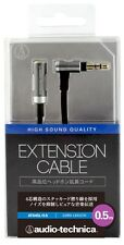 AUDIO-TECHNICA AT645L/0.5 Headphone/Earphone extension cord 0.5 meters