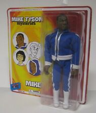 "Bif Bang Pow! MIKE TYSON Mysteries 8"" Action Figure 2014 ECME Collectible NEW"