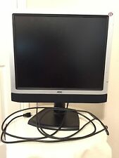 "AOC LM929 Silver-Black 19"" 25ms LCD Monitor 250"