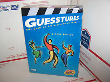 Guesstures, the Game of Split-second Charades.- RARE HOT PRICE!!- BRAND NEW
