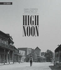 High Noon (Blu-ray Disc, 2016, Olive Signature) NEW