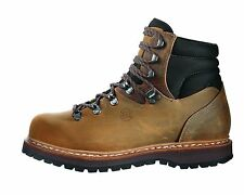 HANWAG Double-stitched Classic Bergler Leather Size 10,5 - 45 nut