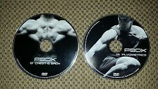 2 - P90X DVDs #1 Chest and Back AND #2 Plyometrics!  FREE SHIPPING!!!