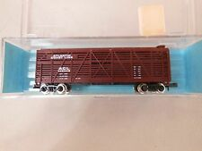 N SCALE ATLAS ATLANTIC COAST LINE STOCK CAR
