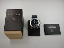 AUTHENTIC ELECTRIC WATCH DW01 PU NAVY NEW IN THE BOX! EW0030030011