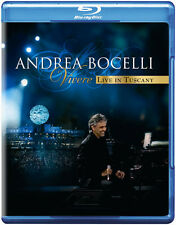 ANDREA BOCELLI LIVE IN TUSCANY - BLU-RAY DISC
